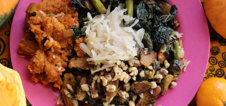 probiotic vegan food