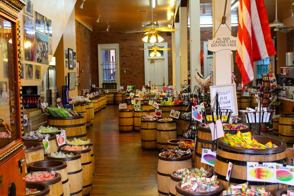 Candy Store Old Sacramento