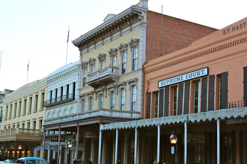 old sacramento supreme court