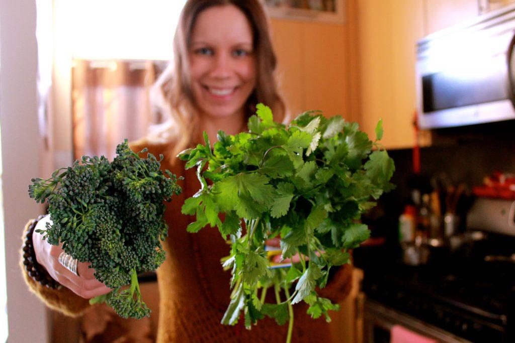 Foods for Feminine Health