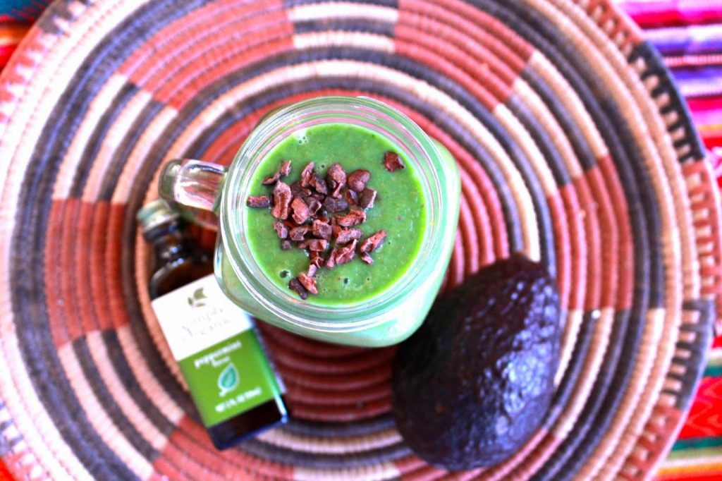 Like Candy Mint Chocolate Smoothie