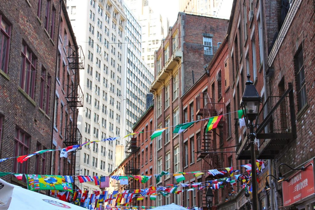 NYC FILES : DAY IN DOWNTOWN