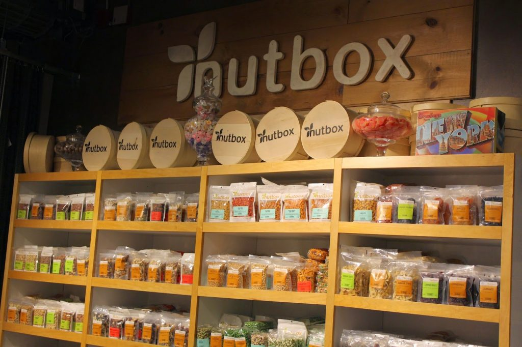 The Chelsea Market nutbox