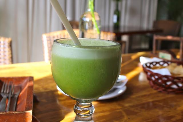 green detox drink