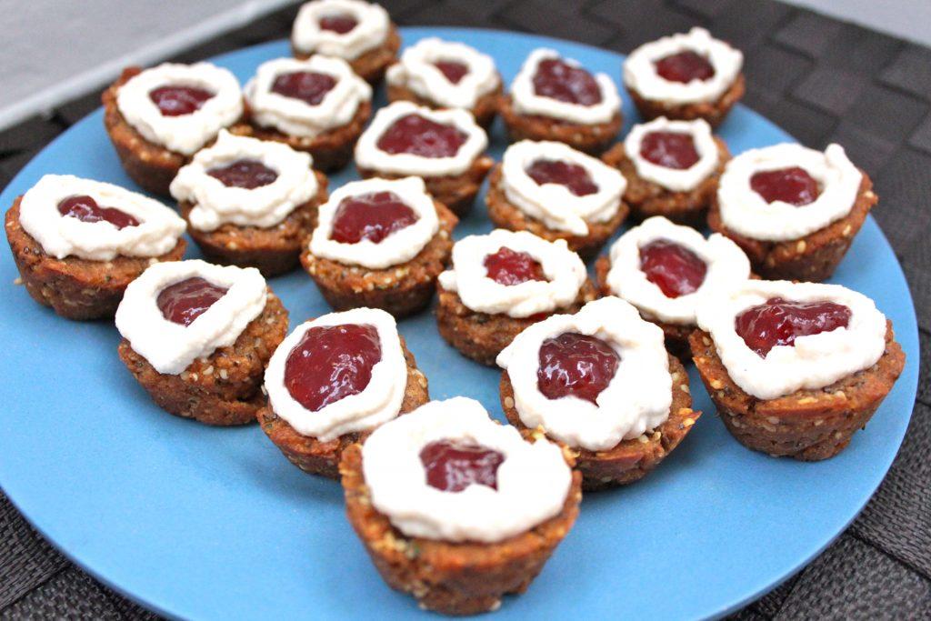 Vegan Runeberg's Torte vegaani runebergin torttu