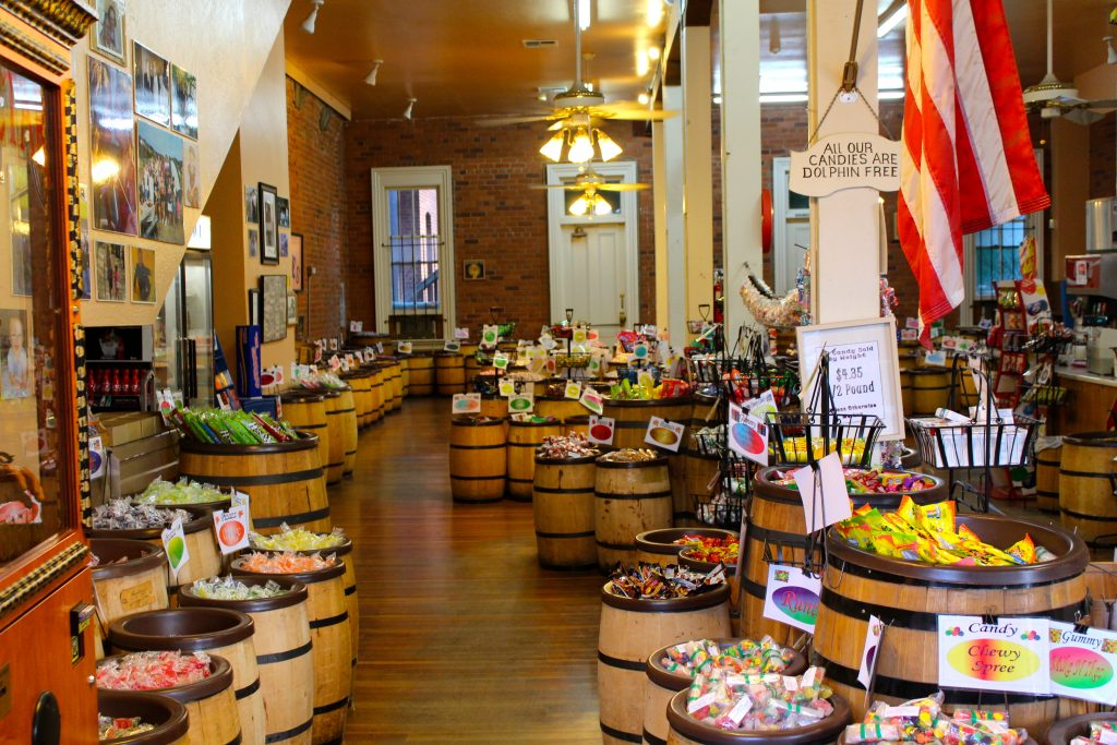 Candy Store Old Sacramento