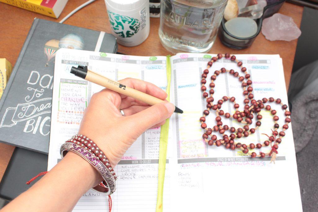 my zen mornings passion planner