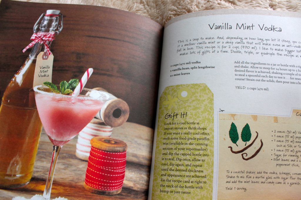 vegan food gifts book