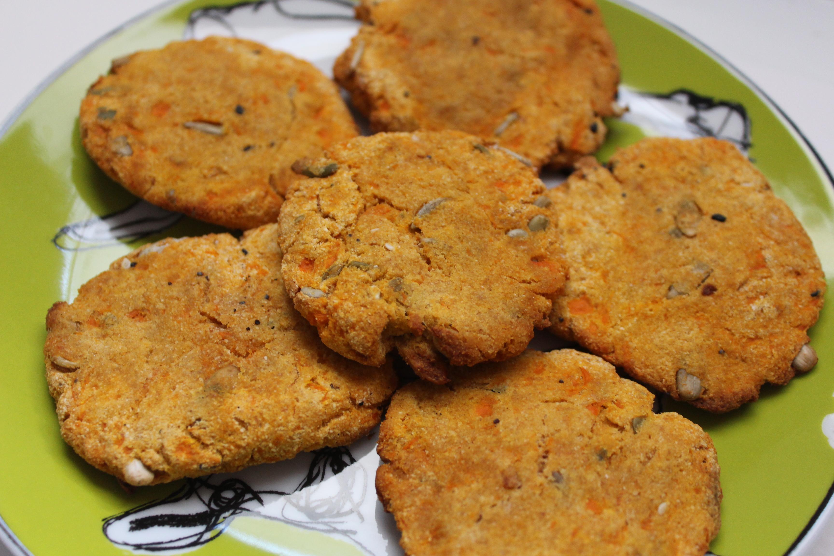 Easy Sweet Potato Flatbreads